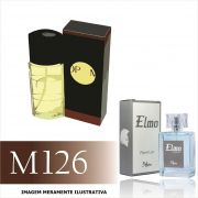 Perfume M126 Inspirado no Opium da Yves Saint Laurent Masculino