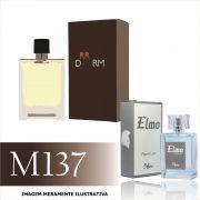 Perfume M137 Inspirado no Terre D'Hermes da Hermès Masculino