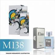 Perfume M138 Inspirado no Carpe Diem da O Boticário Masculino