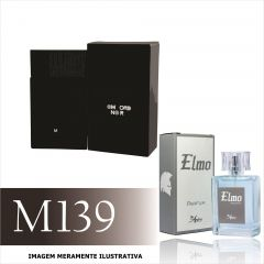 Perfume M139 Inspirado no Noir da Tom Ford Masculino