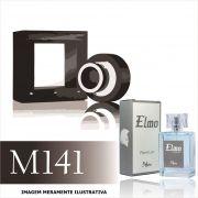 Perfume M141 Inspirado no Black da Bvlgari Masculino