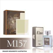 Perfume M157 Inspirado no Amber da Mahogany Masculino