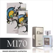 Perfume M170 Inspirado no Carpe Diem da O Boticário Masculino