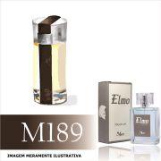 Perfume M189 Inspirado no Due da Natura Masculino