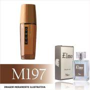 Perfume M197 Inspirado no Egeo Dolce da O Boticário Masculino