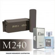 Perfume M240 Inspirado no Emporio Armani da Giorgio Armani Masculino