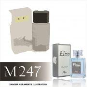 Perfume M247 Inspirado no Lapidus Pour Homme da Ted Lapidus Masculino