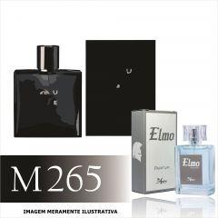 Perfume M265 Inspirado no Bleu De Chanel Masculino