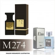Perfume M274 Inspirado no Tuscan Leather da Tom Ford Masculino
