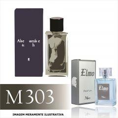 Perfume M303 Inspirado no Fierce da Abercrombie & Fitch Masculino
