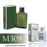 Perfume M308 Inspirado no Paco Rabanne Pour Homme Masculino