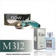 Perfume M312 Inspirado no Azzaro Now Men da Azzaro Masculino