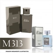 Perfume M313 Inspirado no Body Kouros da Yves Saint Laurent Masculino