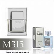Perfume M315 Inspirado no Zaad da O Boticário Masculino