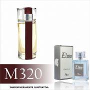 Perfume M320 Inspirado no Due da Natura Masculino