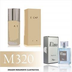 Perfume M320 Inspirado no Escape da Calvin Klein Masculino