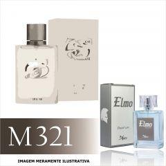 Perfume M321 Inspirado no Acqua di Gio da Giorgio Armani Masculino