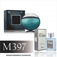 Perfume M397 Inspirado no Aqva Pour Homme da Bvlgari Masculino