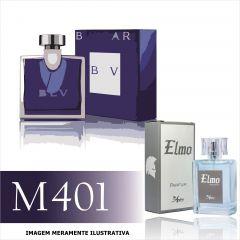 Perfume M401 Inspirado no BLV da Bvlgari Masculino