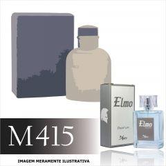 Perfume M415 Inspirado no Light Blue da Dolce & Gabbana Masculino