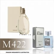 Perfume M422 Inspirado no Hoje da Natura Masculino