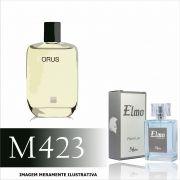 Perfume M423 Inspirado no Horus da Natura Masculino