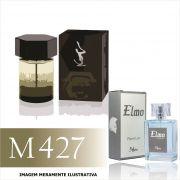 Perfume M427 Inspirado no La Nuit De L`homme da Yves Saint Laurent Masculino