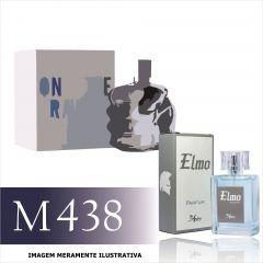 Perfume M438 Inspirado no Only the Brave da Diesel Masculino