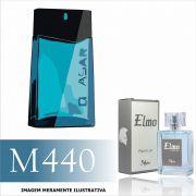 Perfume M440 Inspirado no Quasar da O Boticário Masculino