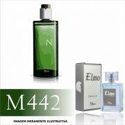 Perfume M442 Inspirado no Sr. N da Natura Masculino