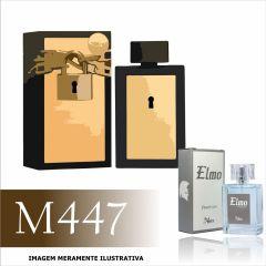 Perfume M447 Inspirado no The Golden Secret da Antonio Banderas Masculino