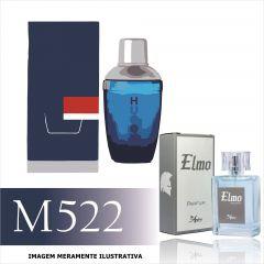 Perfume M522 Inspirado no Hugo Dark Blue da Hugo Boss Masculino