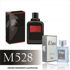 Perfume M528 Inspirado no Gentlemen Only Absolute da Givenchy Masculino