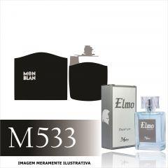 Perfume M533 Inspirado no Legend da MontBlanc Masculino