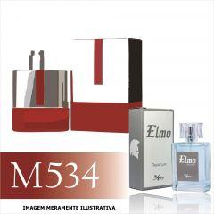 Perfume M534 Inspirado no Luna Rossa Sport da Prada Masculino