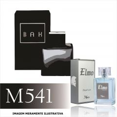 Perfume M541 Inspirado no Seduction in Black da Antonio Banderas Masculino