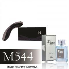 Perfume M544 Inspirado no Twin for Men da Azzaro Masculino