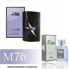 Perfume M76 Inspirado no A Men Rubber Angel da Thierry Mugler Masculino