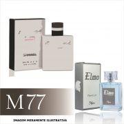 Perfume M77 Inspirado no Allure Homme Sport da Chanel Masculino