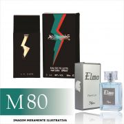 Perfume M80 Inspirado no Animale For Men da Animale Masculino