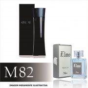 Perfume M82 Inspirado no Armani Code da Giorgio Armani Masculino