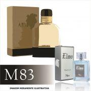 Perfume M83 Inspirado no Armani Pour Homme da Giorgio Armani Masculino
