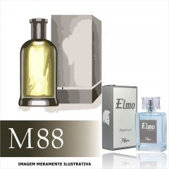 Perfume M88 Inspirado no Boss da Hugo Boss Masculino