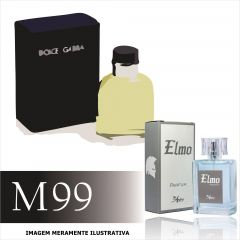 Perfume M99 Inspirado no Dolce & Gabbana Pour Homme Masculino