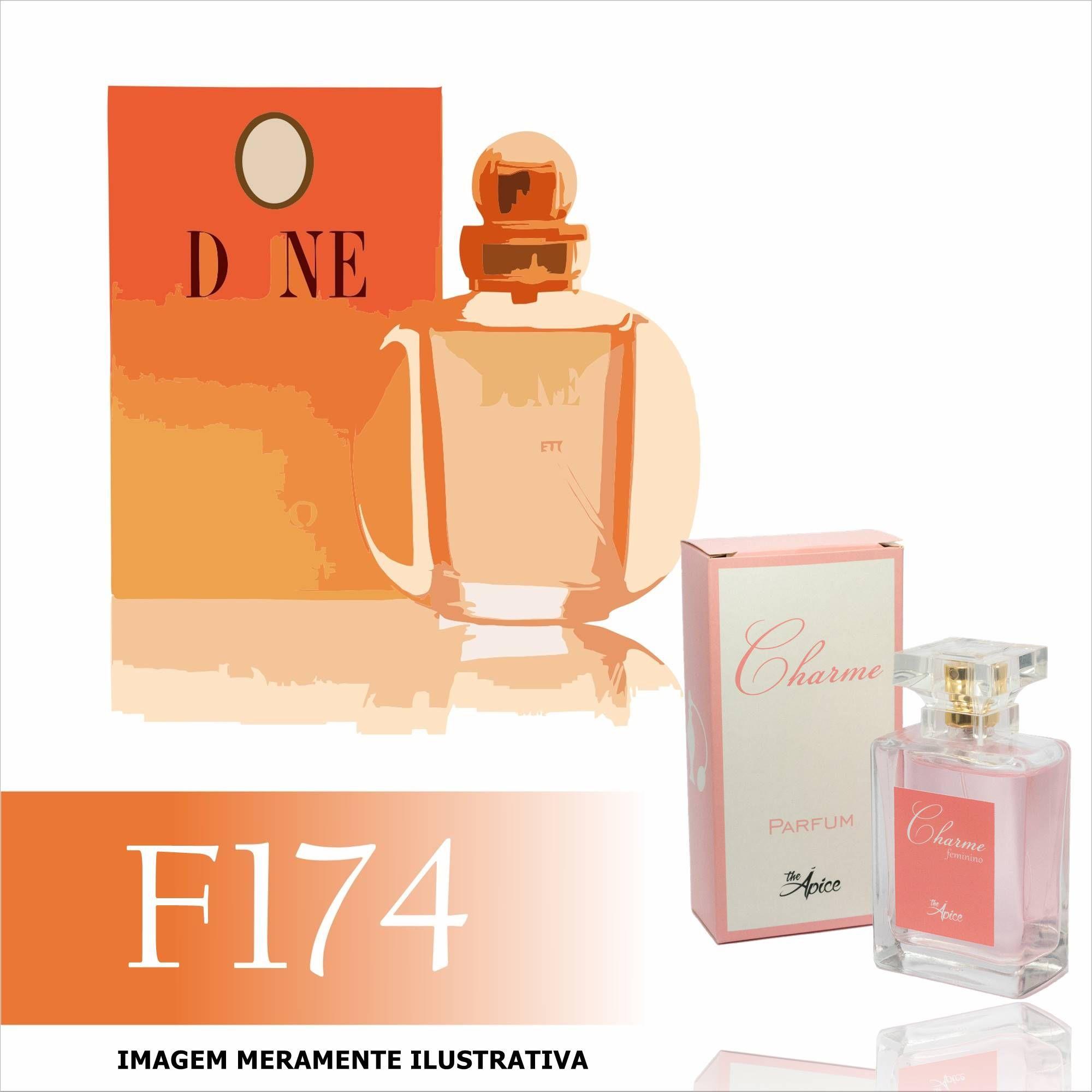 Perfume F174 Inspirado no Dune da Dior Feminino