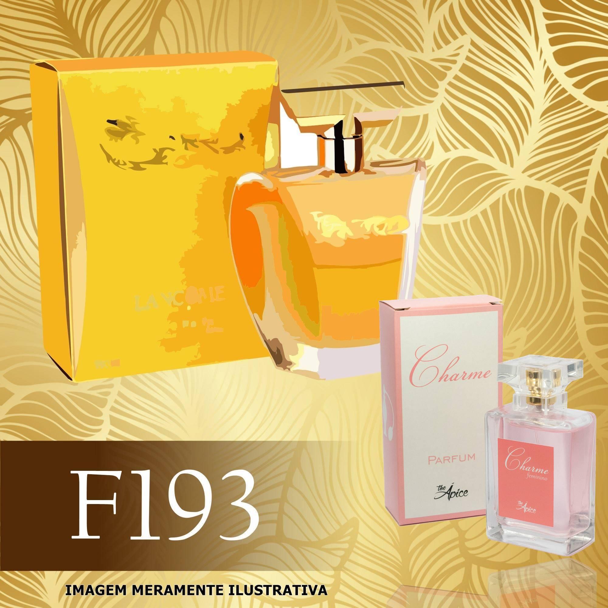 Perfume F193 Inspirado no Poême da Lancôme Feminino