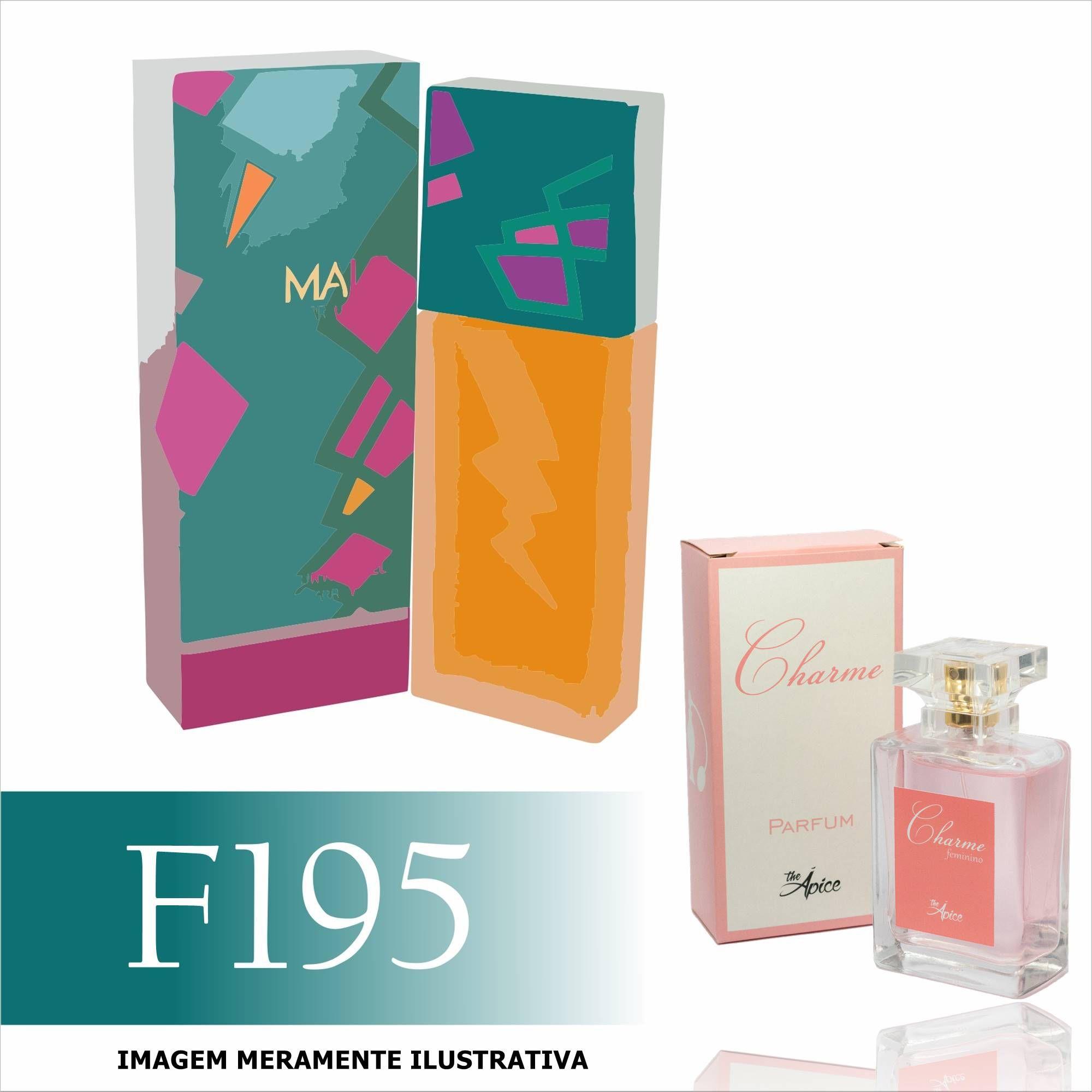 Perfume F195 Inspirado no Animale da Animale Feminino