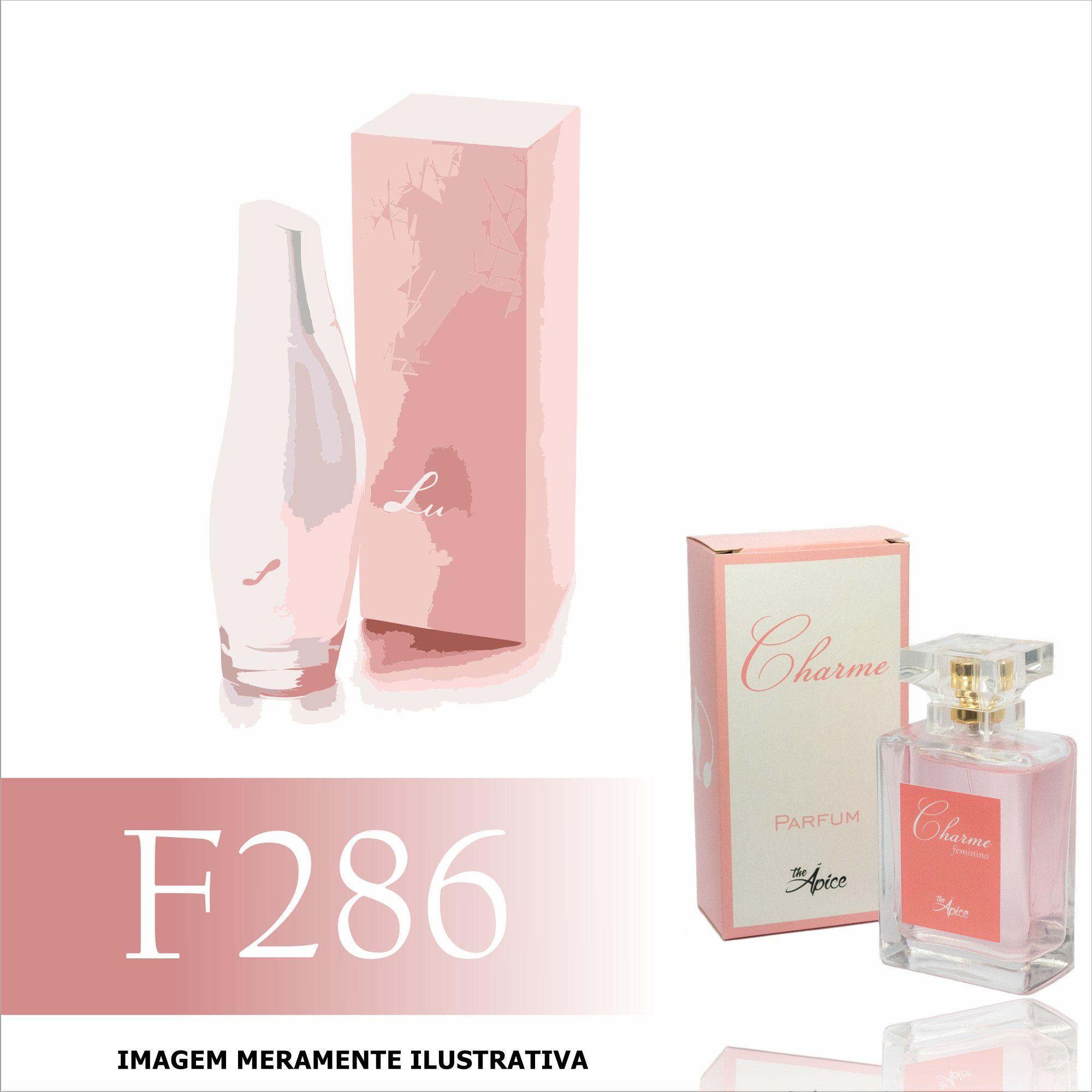Perfume F286 Inspirado no Luna da Natura Feminino