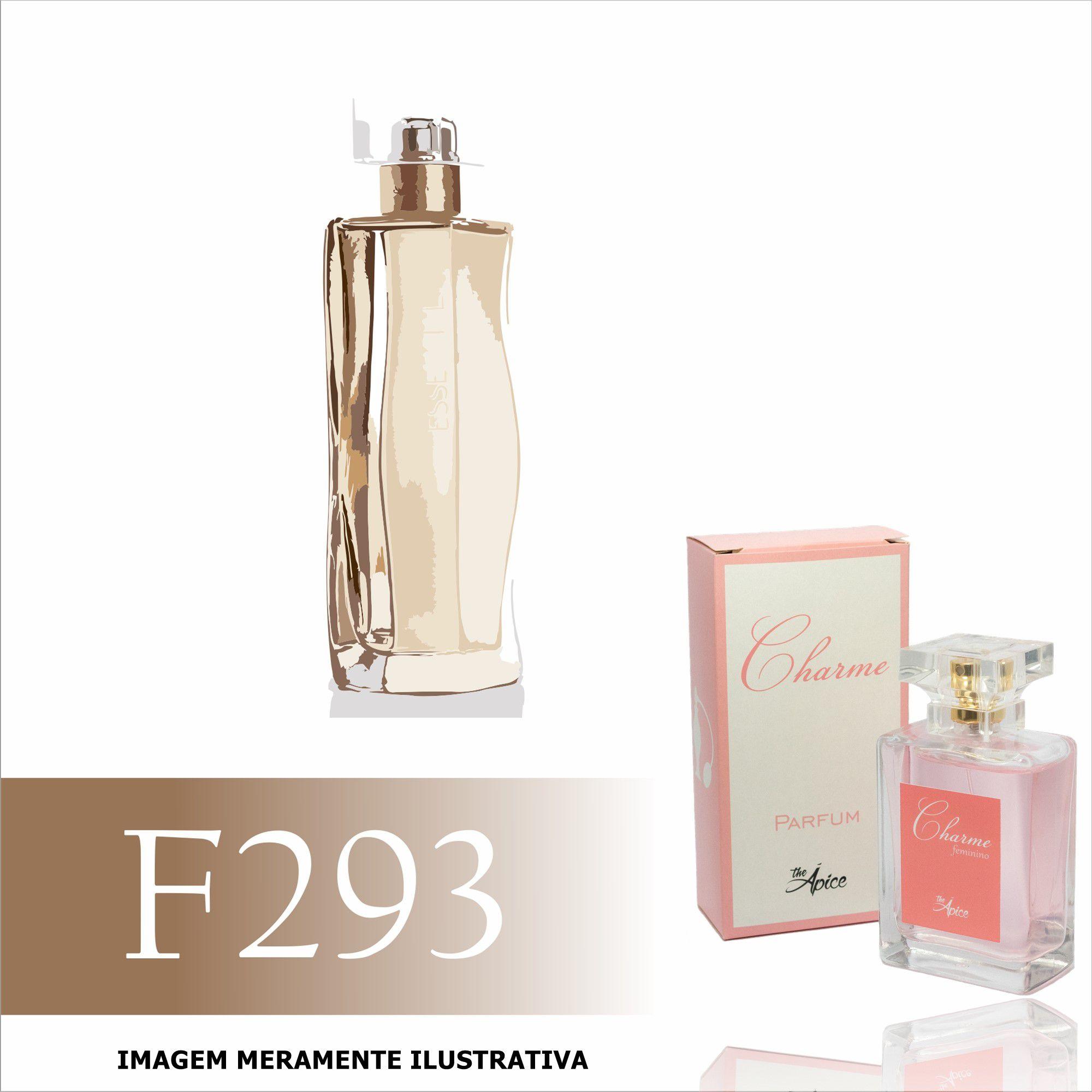 Perfume F293 Inspirado no Essencial da Natura Feminino