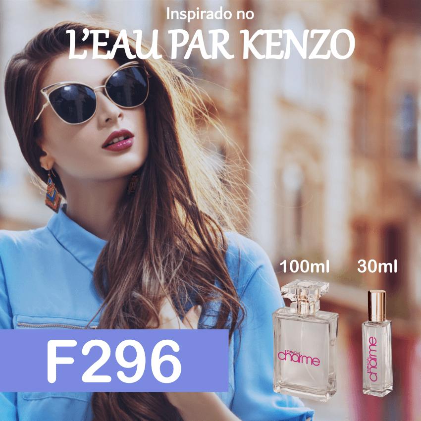 Perfume F296 Inspirado no L'eau Par Kenzo Feminino